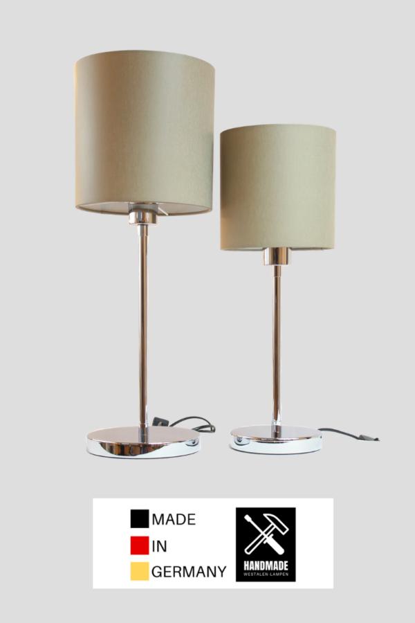 Westfalen-Lampen, handgefertigte Lampen, Made in Germany von Holthoff-Leuchten GmbH