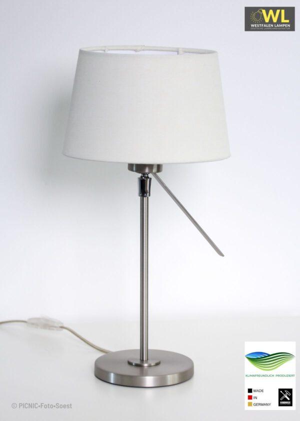Tischlampe Pila Westfalen-Lampen Onlineshop