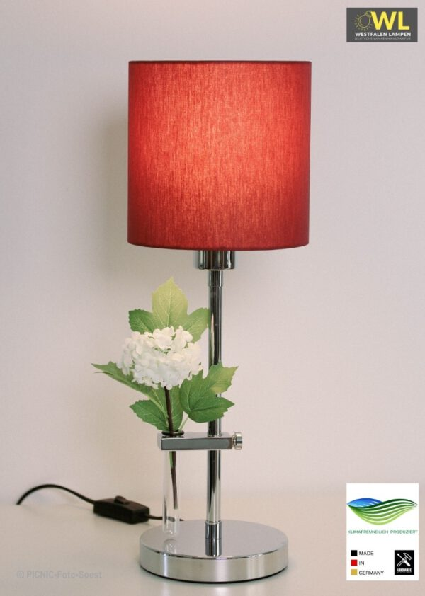 Produktbild-Westfalen-Lampen-Tischlampe-Fleur-kaminrot